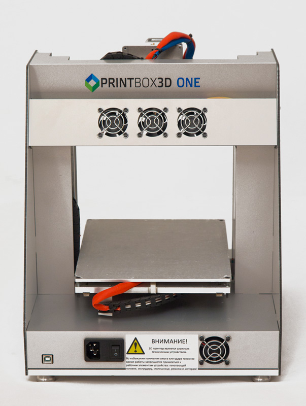 3D принтер PrintBox 3D One-5