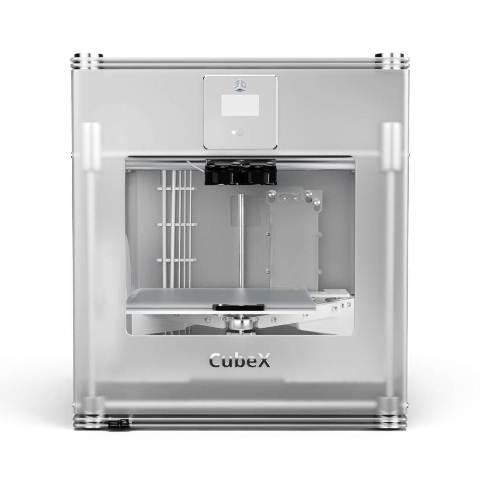 3d принтер 3d systems cubex-1
