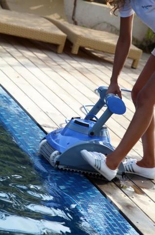 Робот для бассейна Dolphin Master M4-3