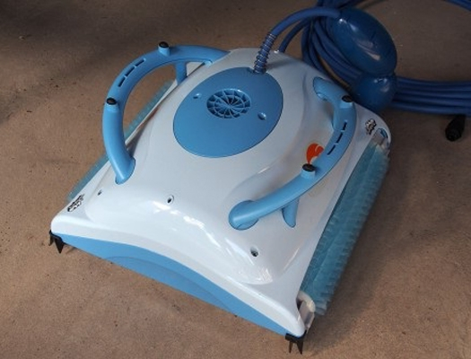 Робот для бассейна Dolphin Galaxy-4