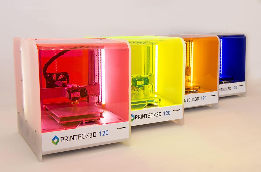 3D принтер RGT PRINTBOX3D 120-1