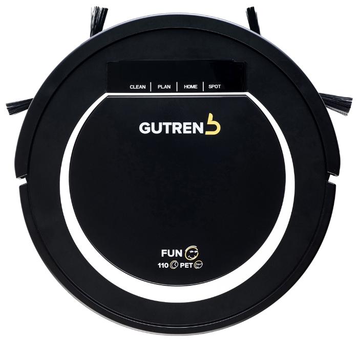 Робот-пылесос GUTREND FUN 110 Pet Black-1