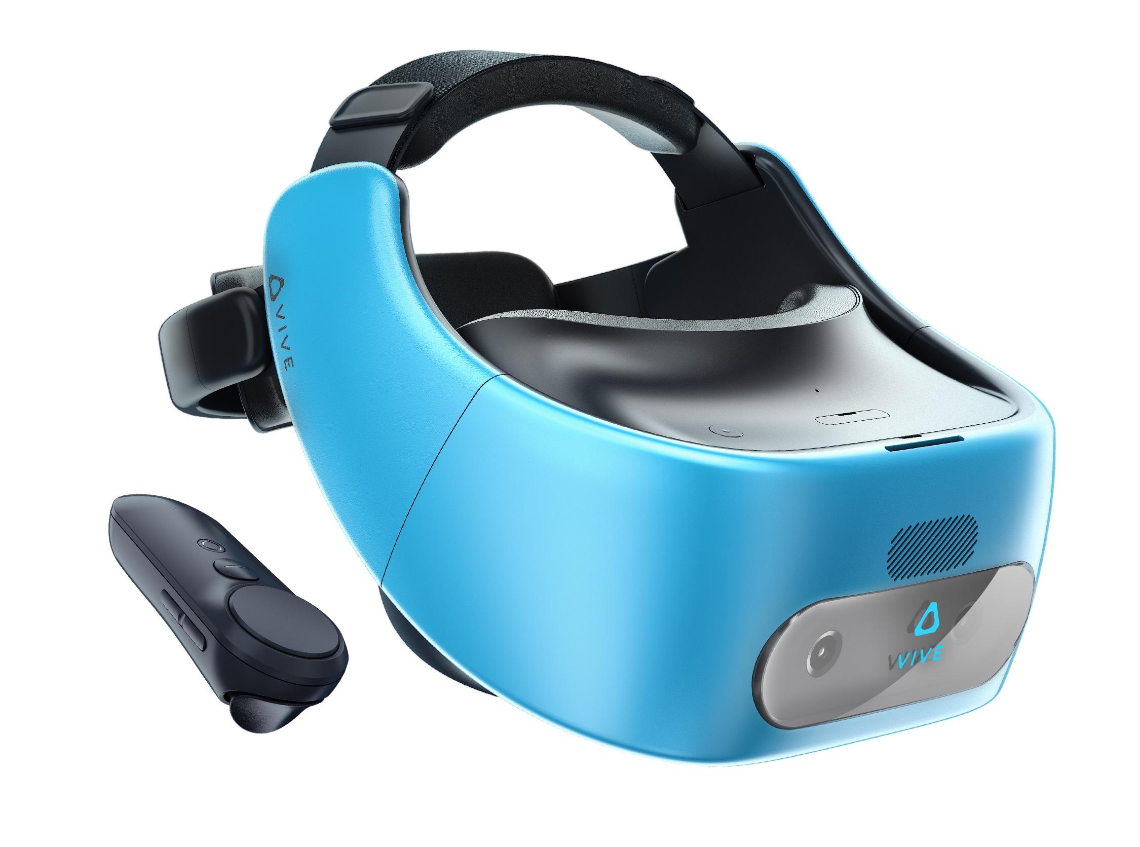 Очки виртуальной реальности HTC Vive Focus-2