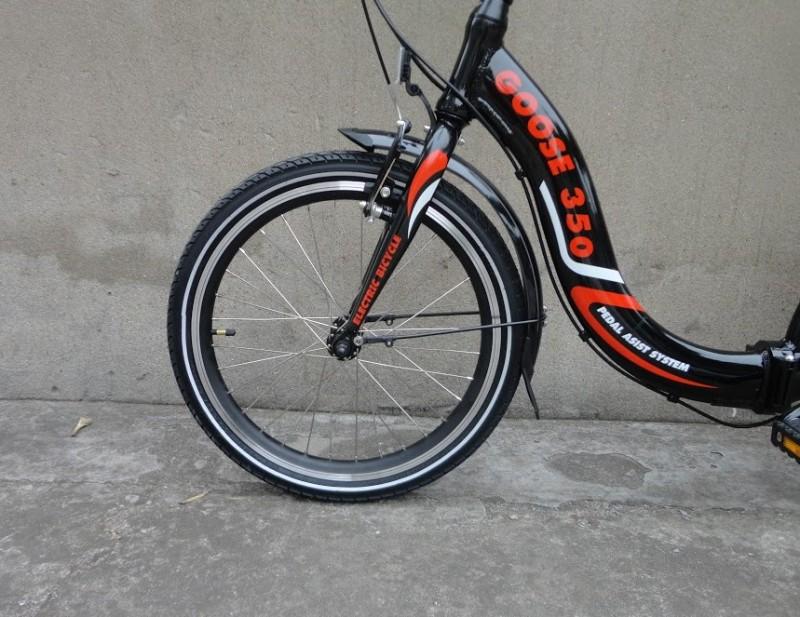 Электровелосипед Volteco goose cardan-3