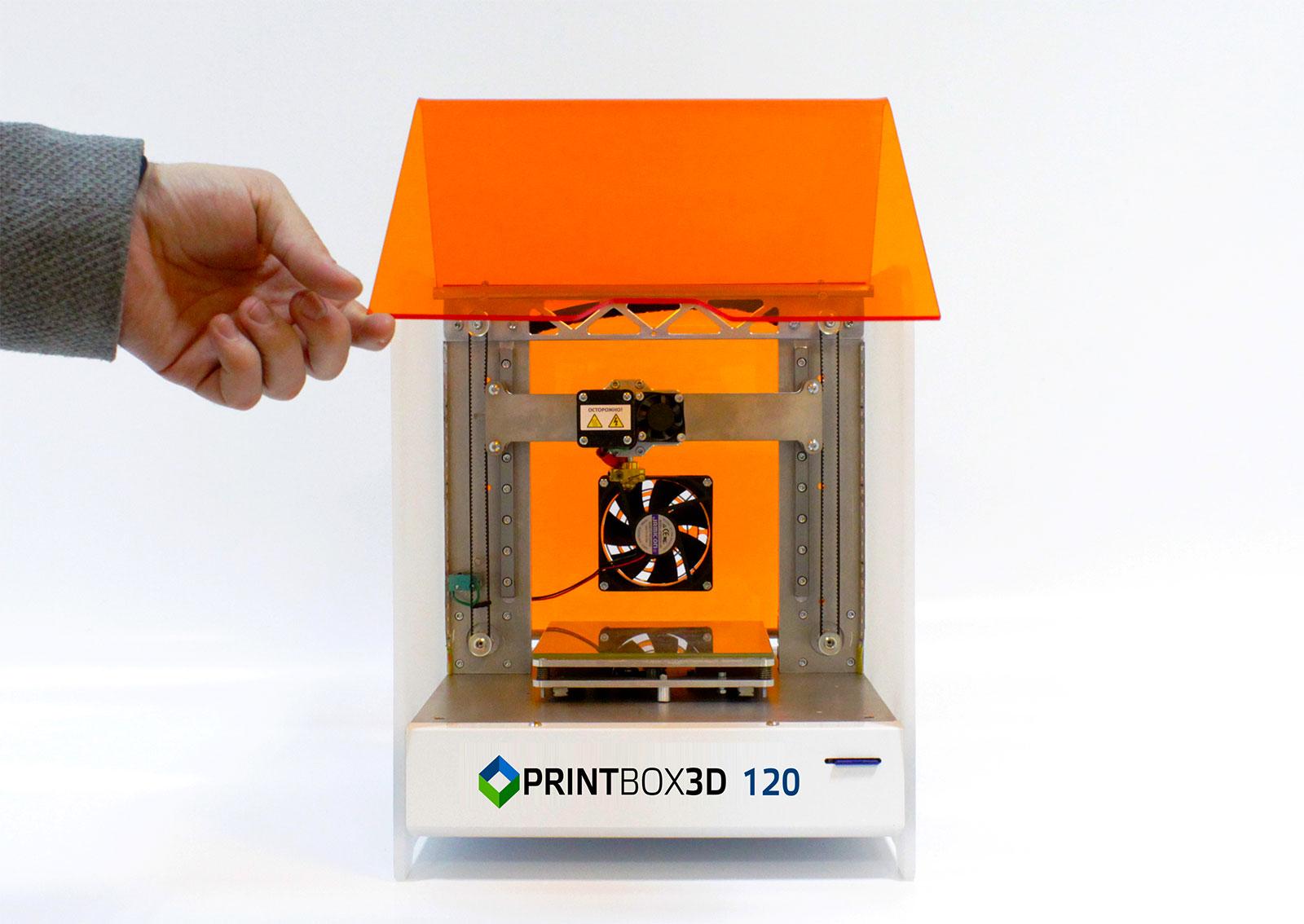 3D принтер RGT PRINTBOX3D 120-3