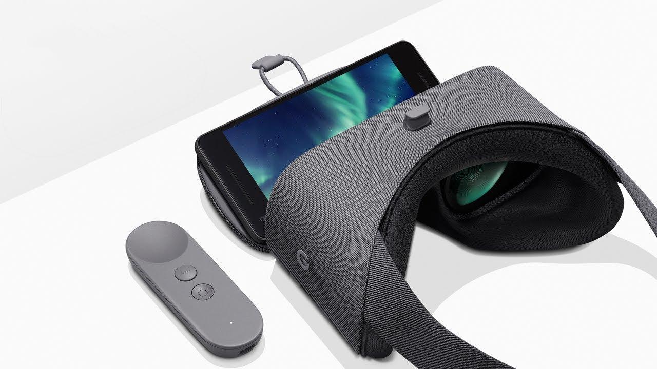 Очки виртуальной реальности Google Daydream View-4
