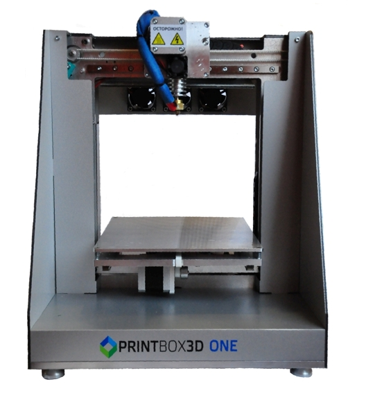 3D принтер PrintBox 3D One-4