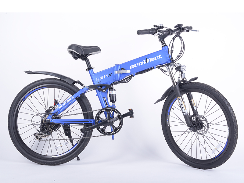Электровелосипед Ecoffect H-Slim-1