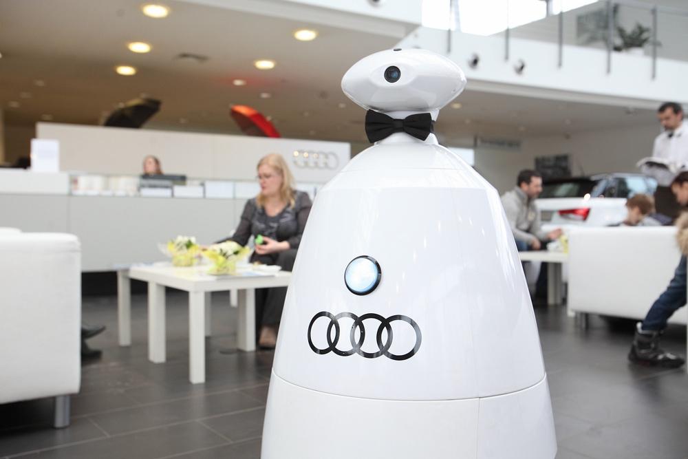 Робот для праздников и выставок (Rbot)-32