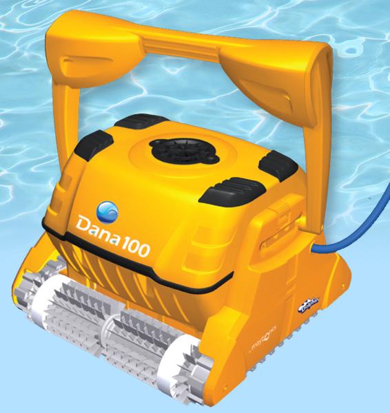 Робот для бассейна Dolphin Wave 100 CB-1