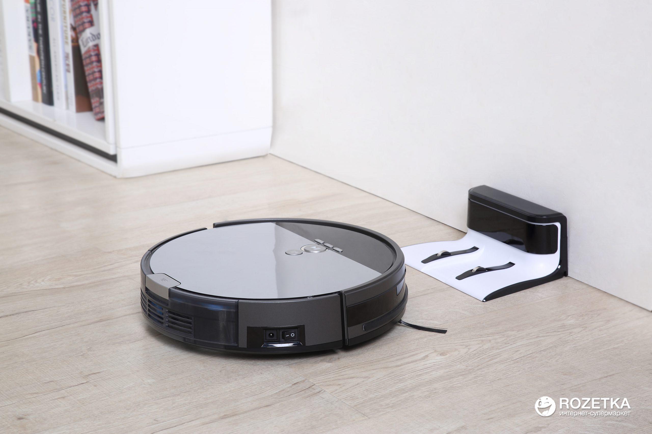 Робот пылесос iLife V8s-3