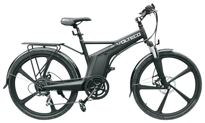 Электровелосипед Volteco Werwolf 500-8