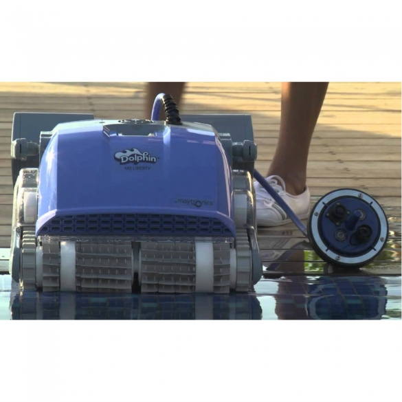 Робот для бассейна DOLPHIN M5 LIBERTY-3