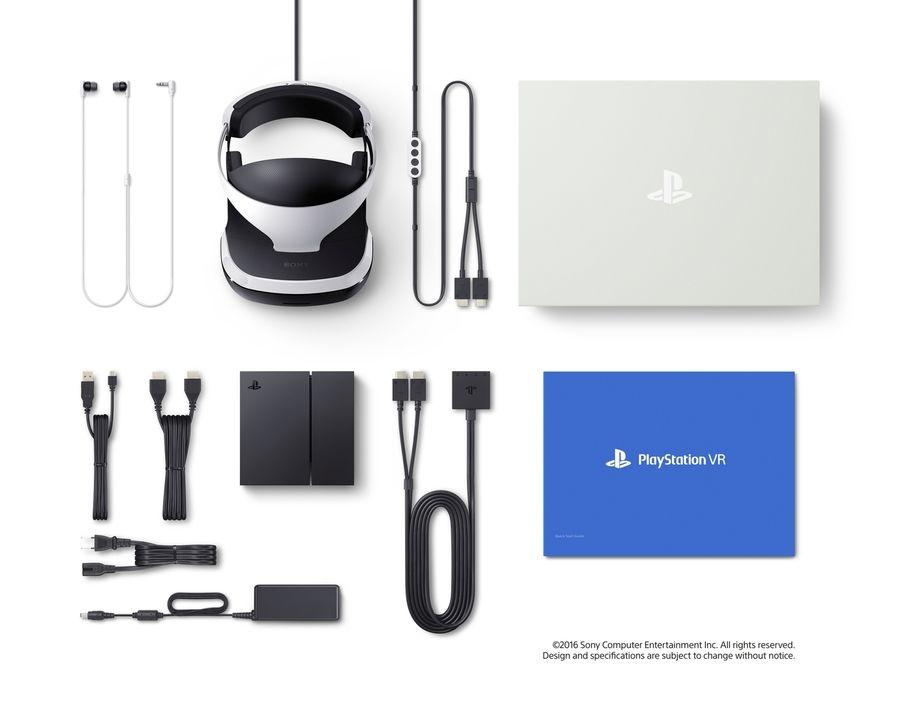 Очки виртуальной реальности Sony PlayStation VR-2