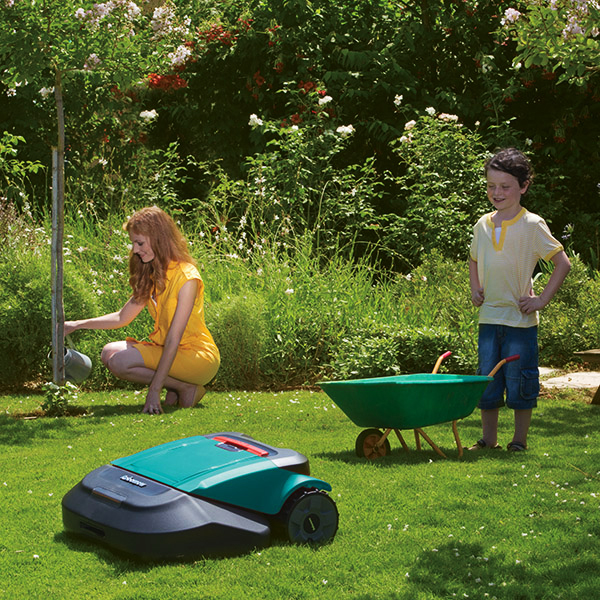 Робот-газонокосилка Robomow RS 615-4