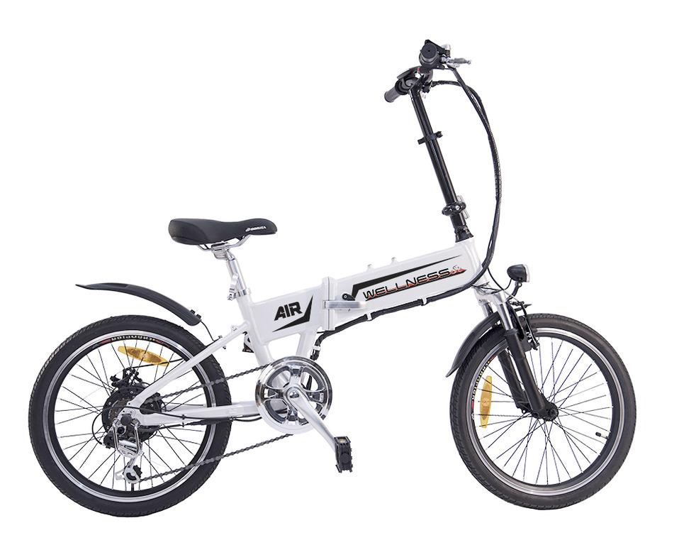 Электровелосипед WELLNESS Air 350-1