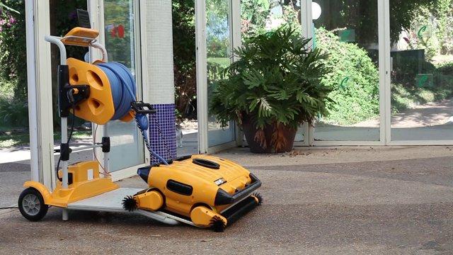 Робот для бассейна Dolphin Wave 300 XL-4