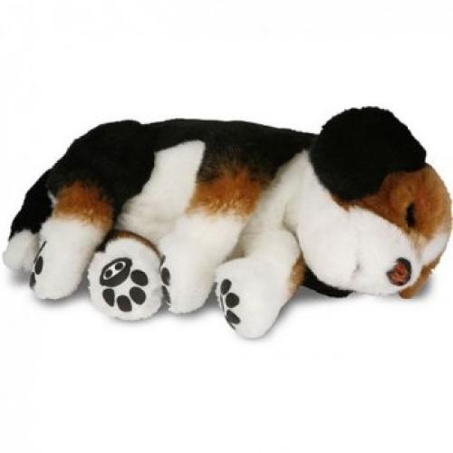 Интерактивный спящий щенок Бигль-1