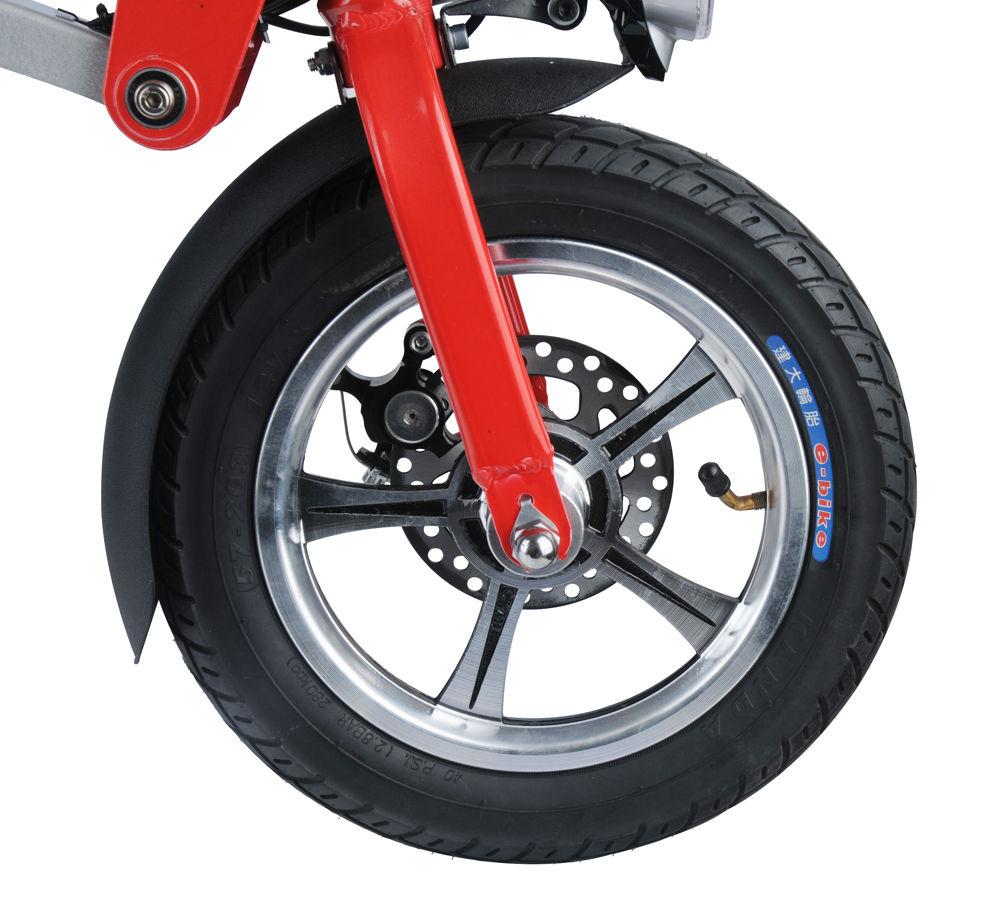 Электровелосипед Volteco Shrinker 350W-6