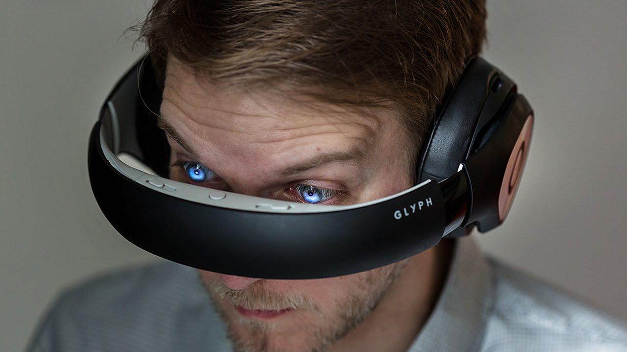 Очки виртуальной реальности Avegant Glyph-2