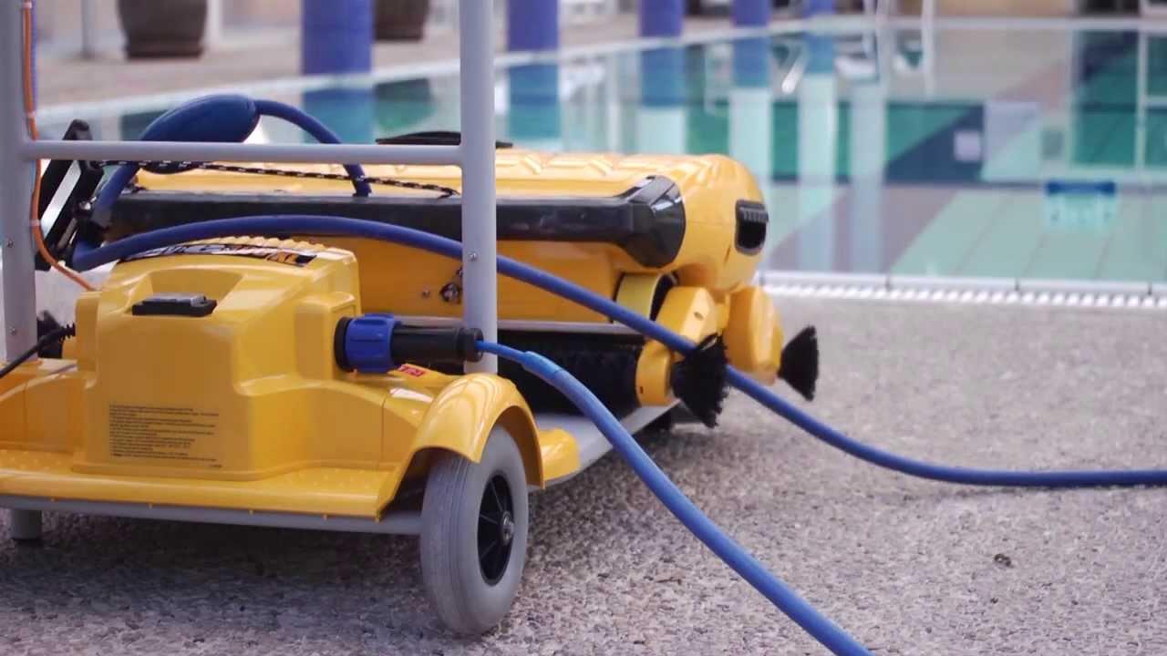Робот для бассейна Dolphin Wave 300 XL-6