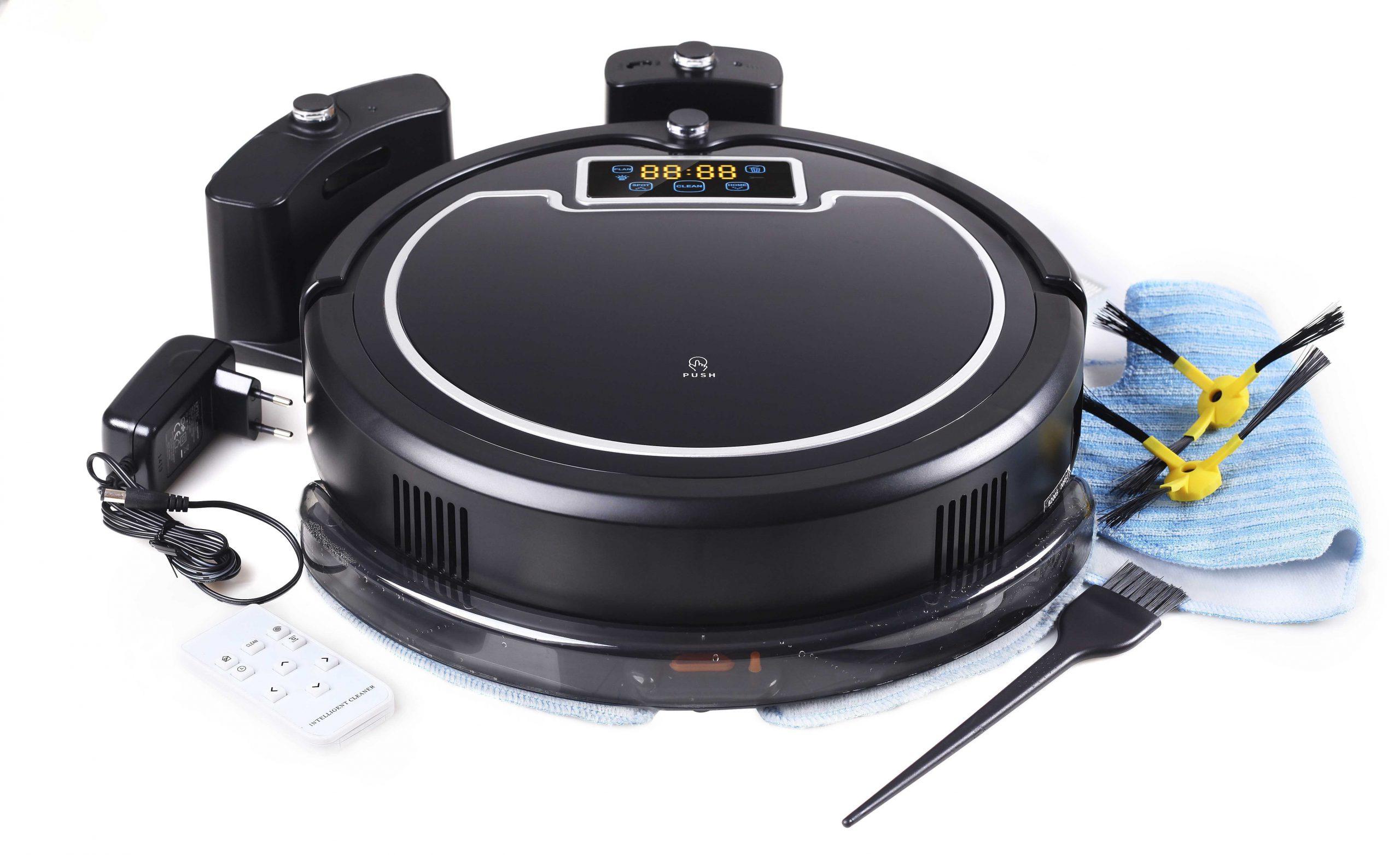 Робот-пылесос Lilin X900 plus-6