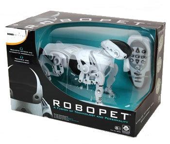 Робот собака RoboPet-1