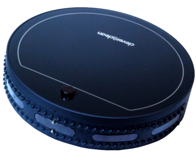 Робот — пылесос Clever & Clean Zpro-series BLACK DIAMOND II-3