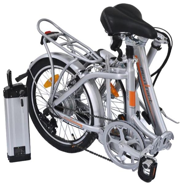 Электровелосипед Ecoffect Urban Runner 20-5