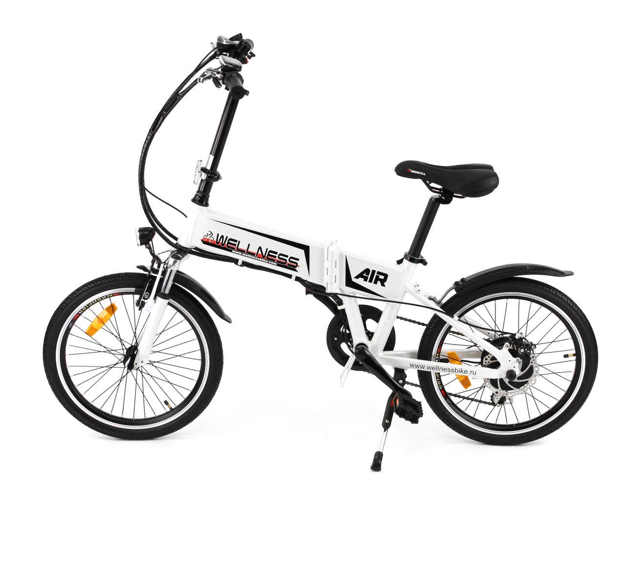 Электровелосипед WELLNESS Air 350-4