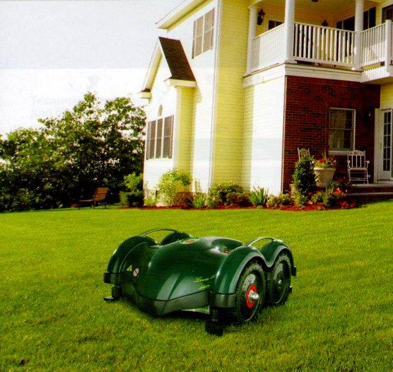 Робот-газонокосилка Caiman Ambrogio L50 Basic US-7
