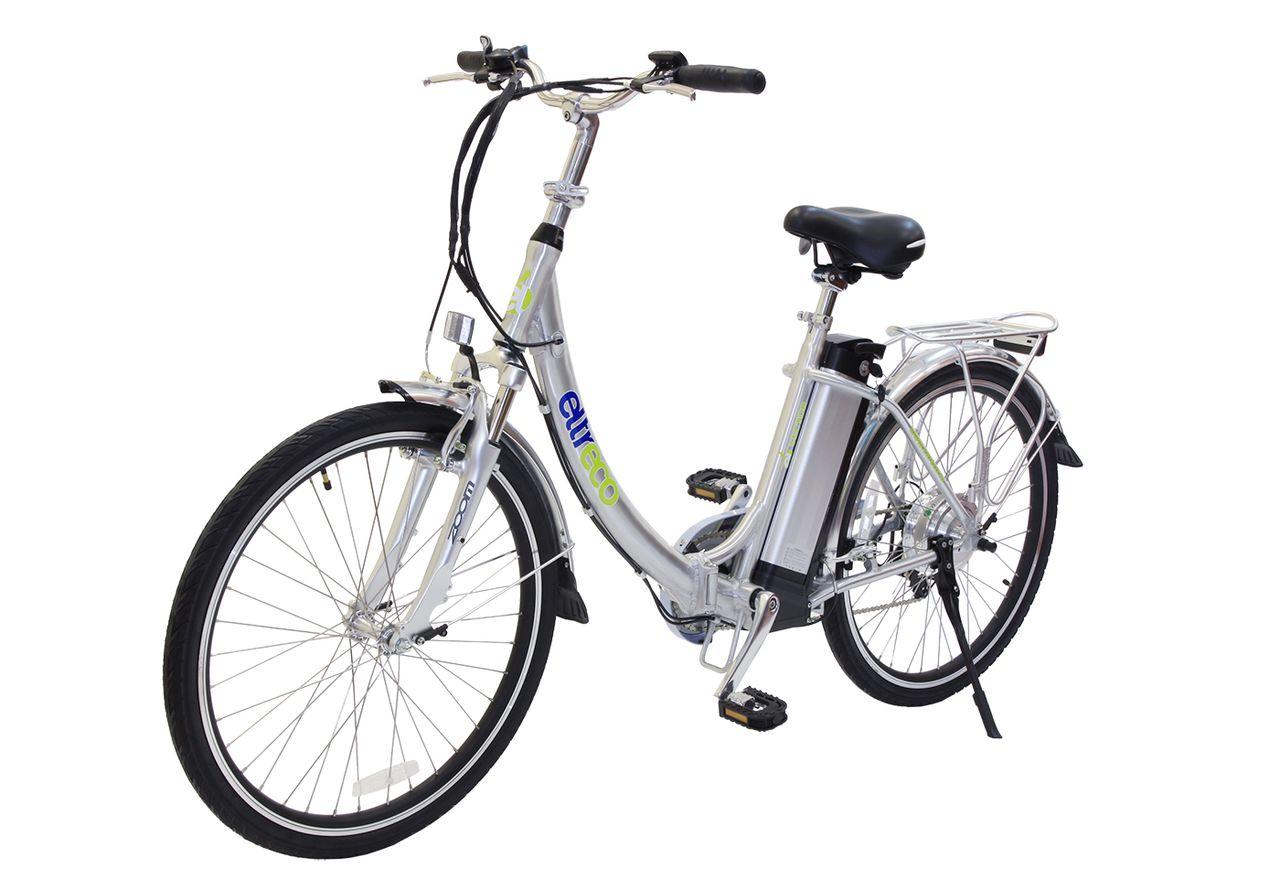 Электровелосипед Eltreco Vector 350W-4