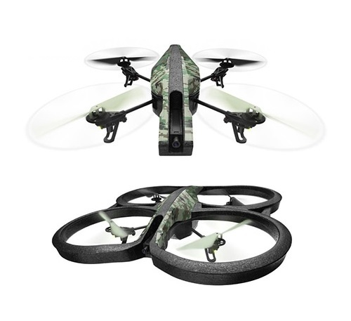 Квадрокоптер Parrot AR.Drone 2.0 Elite Edition-4