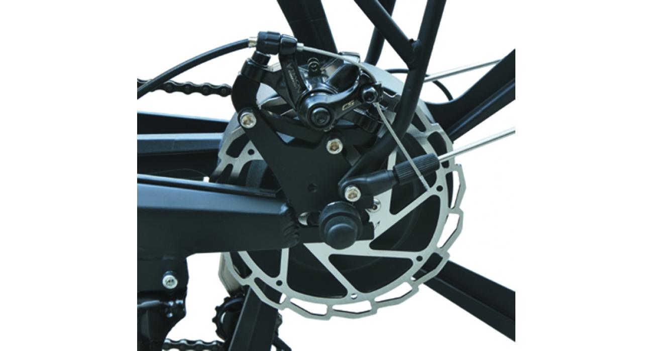 Электровелосипед Volteco Werwolf 500-5