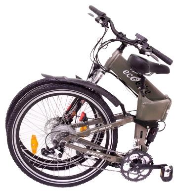 Электровелосипед Ecobike Hummer-3