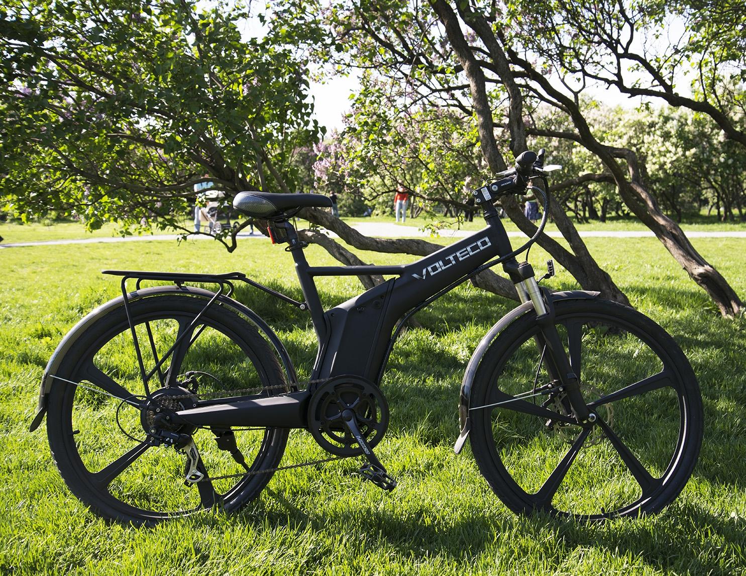 Электровелосипед Volteco Werwolf 500-7