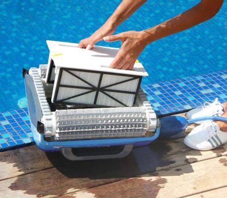 Робот для бассейна Dolphin SUPREME M3-4