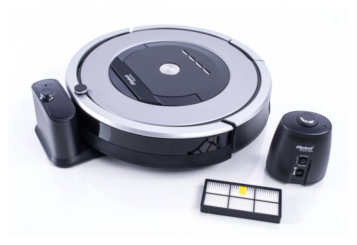 Робот-пылесос iRobot Roomba 886-3