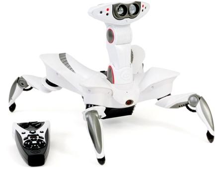Робот краб Roboquad-4