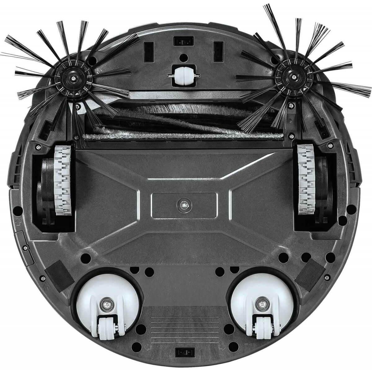 Промышленный пылесос робот Makita DRC200Z-3