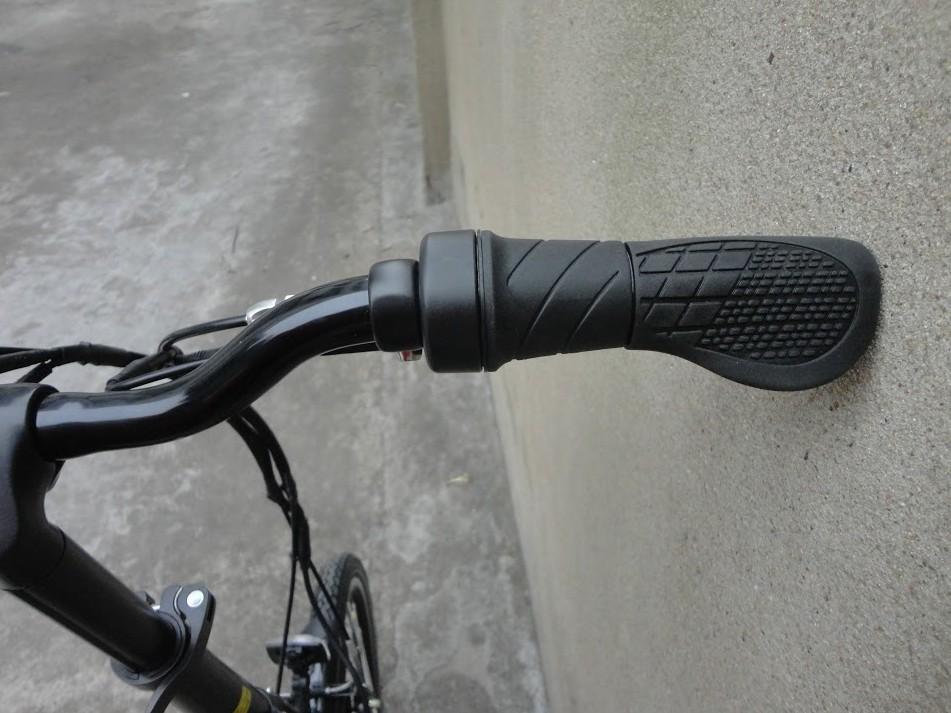 Электровелосипед Volteco goose cardan-4
