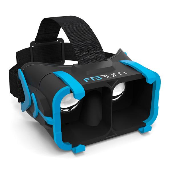 Шлем виртуальной реальности Fibrum-2