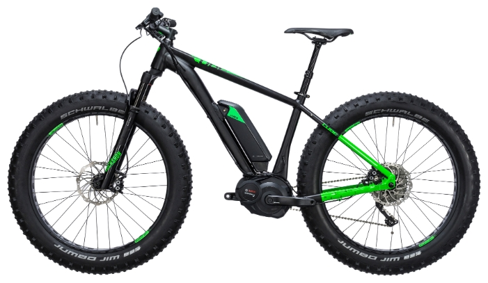 Электровелосипед Cube Nutrail Hybrid 500-4