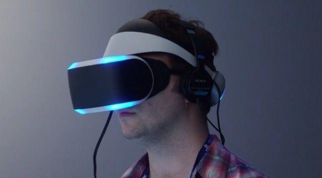 Очки виртуальной реальности Sony PlayStation VR-6