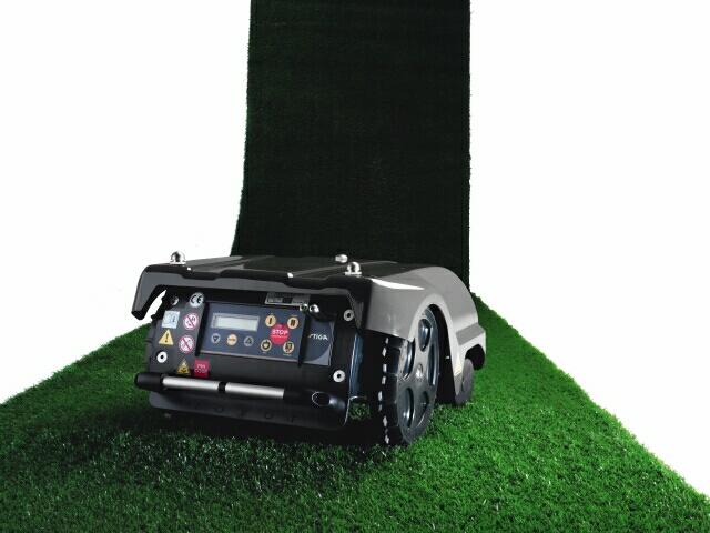 Робот-газонокосилка Stiga Autoclip 525 S-2