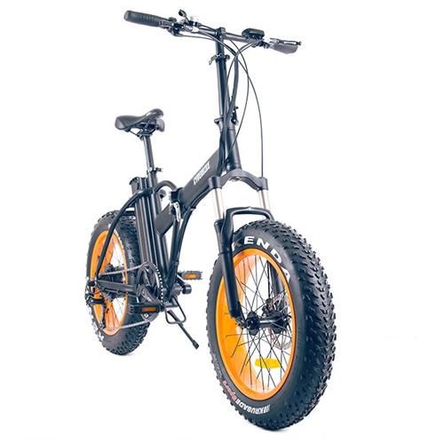 Велогибрид CYBERBIKE FAT 350W-2