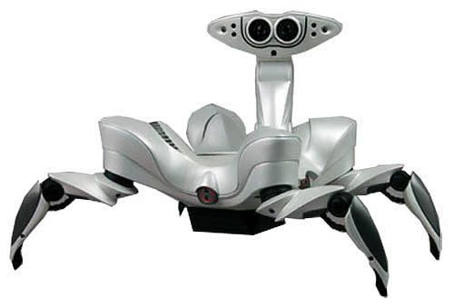 Робот краб Roboquad-6