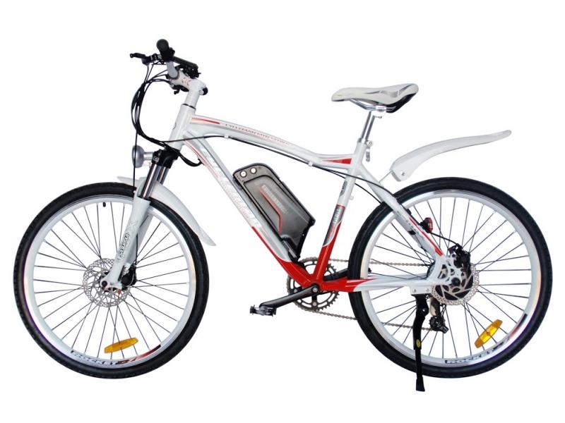 Электровелосипед Cycleman E-max-1