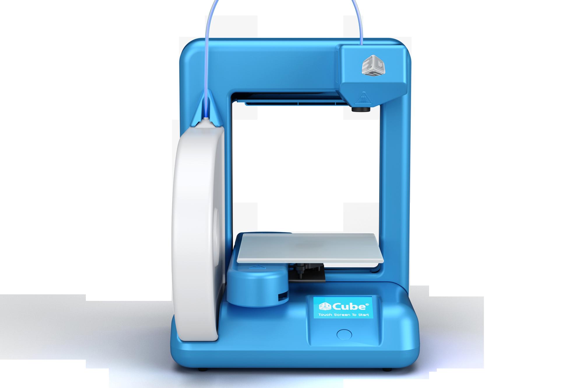 3D принтер 3D Systems Cube 2-5