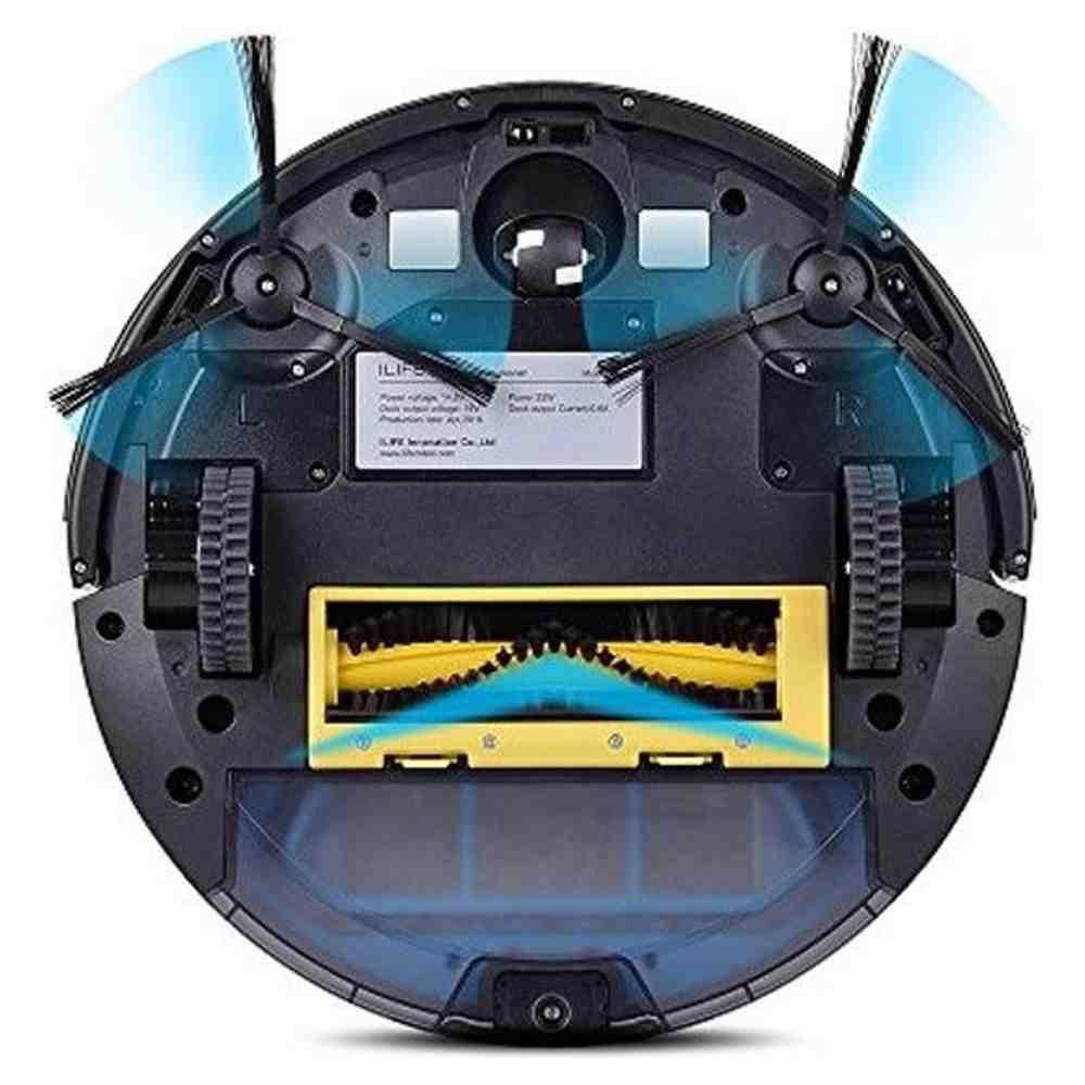 Робот пылесос iLife A4s-3